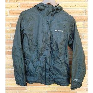 Columbia OMNI-TECH waterproof jacket